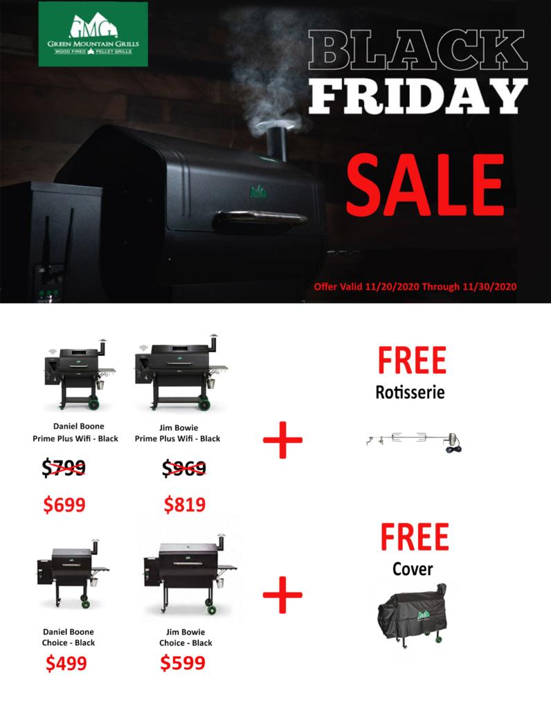 GMG Black Friday Sale 2020